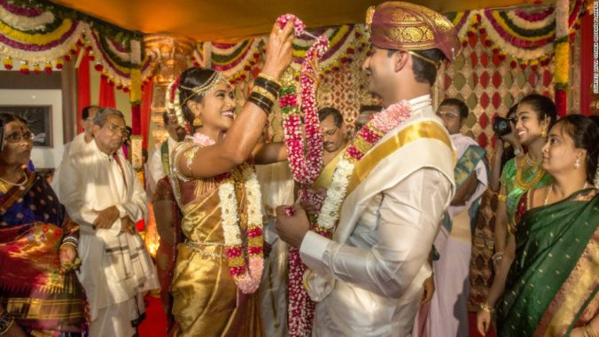 Marriages are fixed in heaven, arranged by us - Guptaji